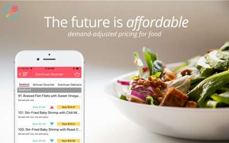 Demand-Based Food Ordering Apps
