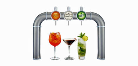Draught Cocktail Dispensers