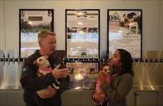 Dog Adoption Tap Houses - Fido's is a Charitable Tap House That Supports Rescue Dogs
