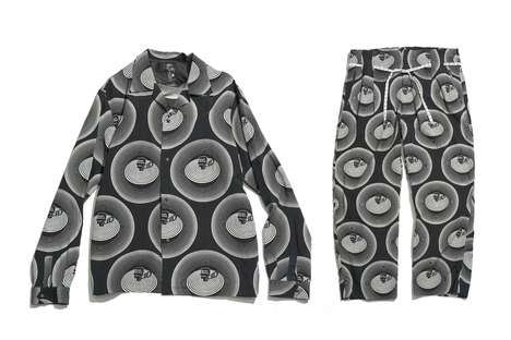 Graphic-Centric Capsules - The Sasquatchfabrix. x Brain Dead Collaboration Has Classic Silhouettes