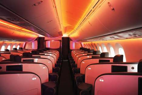 Couple-Specific Airplane Seating - Virgin Atlantic's 'Love Suites' Let Couples Cuddle Aboard