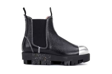 Luxurious Edgy Boots