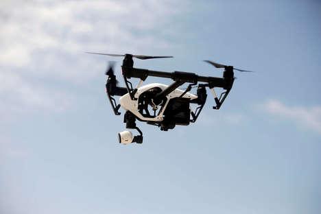 No-Fly Drone Zones