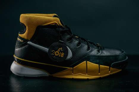 Athlete-Inspired Basketball Sneakers