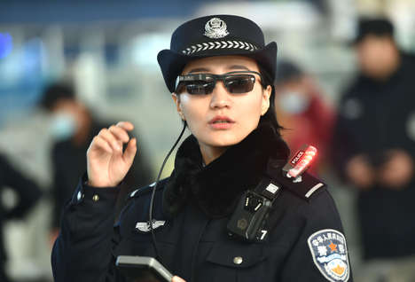 Advanced Police Sunglasses