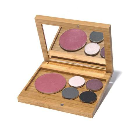 Customizable Bamboo Beauty Kits