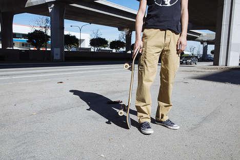 Classic Skateboard Cargo Pants