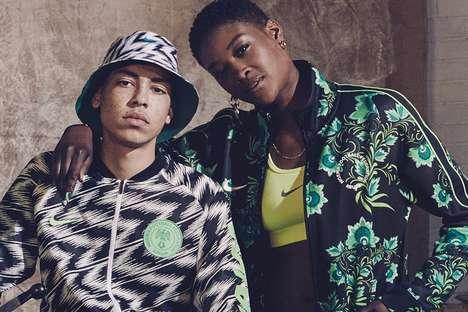 Celebratory Nigerian Sportswear