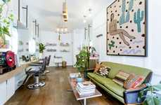 Sustainability-Focused Salons