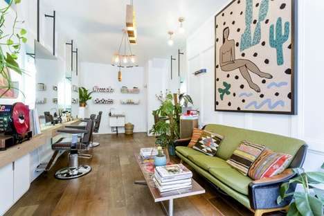 Sustainability-Focused Salons