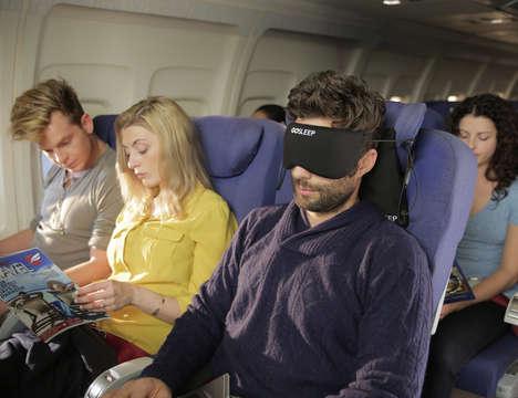 Supportive Airplane Sleep Sets
