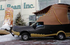 Sensor-Filled Apparel - L.L. Bean Clothing Will Now Contain Sensors to Track User Data for the Brand