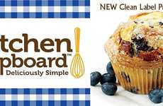 Clean-Label Baked Goods - Bake'n Joy's 'Kitchen Cupboard' Does Away with Undesirable Ingredients