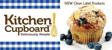 Clean-Label Baked Goods