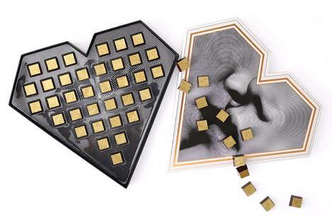 Modern Valentine's Chocolate Boxes