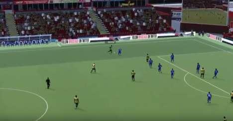 Soccer-Managing eSports