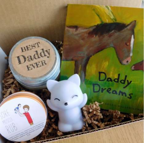 Monthly Dad-Themed Subscription Boxes