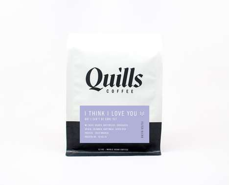 Expressive Coffee Packaging