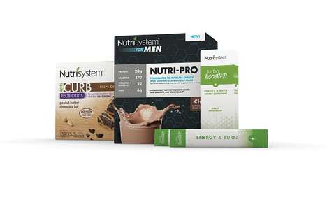 Male-Targeted Weight Loss Products
