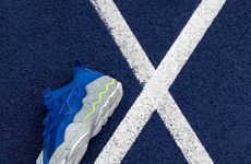 Fashionable Performance Shoes - Mizuno and mita sneakers Teamed Up to Offer Style and Function