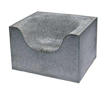 Concrete Seats