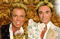 Comebacks for Charity - Siegfried and Roy Performance to Benefit Las Vegas Brain Center