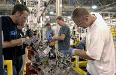 Eco-Friendly Engine Plants - Ford Restarts Ecoboost Production in Cleveland