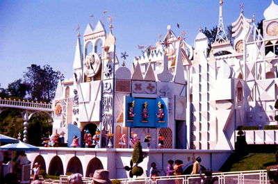 Revamping Iconic Amusement Rides