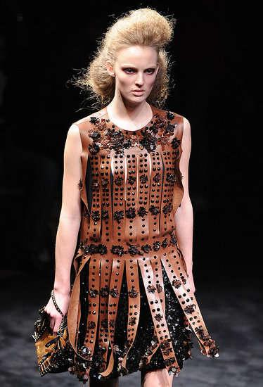 Warrior Chic Fashion