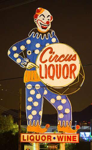 Neon Cityscapes