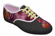 Body Organ Footwear - Wear Your Heart On Your Keds To Show Your Love of Shoes