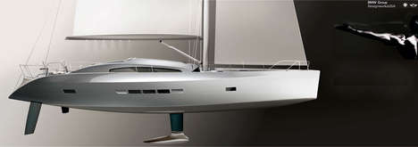 Branded Luxury Yachts - The High-Performance Zeydon Z60 Sports Cruiser Sails Offshore With BMW
