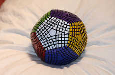 Dodecahedral Puzzle Toys