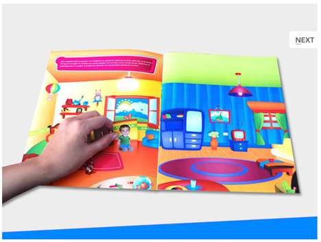 Personalized Sticker Storybooks