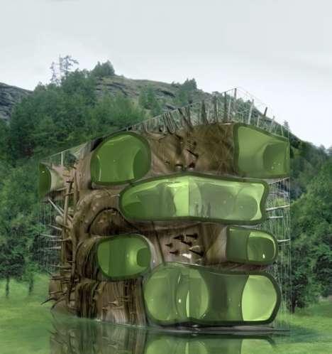 14 Futuristic Architecture Designs
