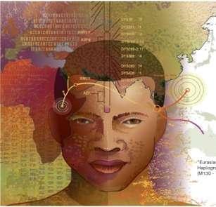 Genetic Sequencing Art