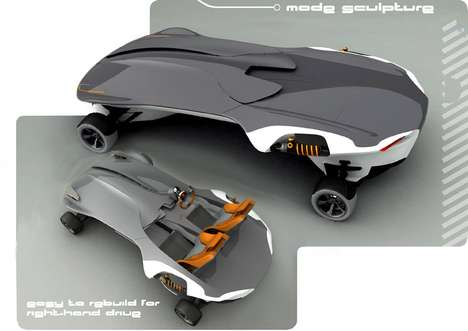 Transformer Go-Karts