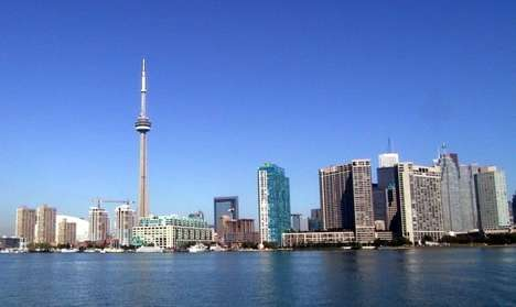 Happy 175th Birthday, Toronto!