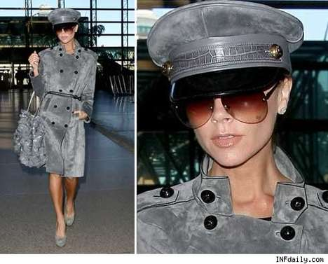 Military-Inspired Trench Coats