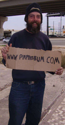 Online Promos for Panhandlers