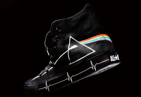 Iconic Album Sneakers