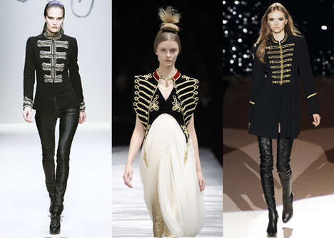 25 War and Military-Inspired Fashions