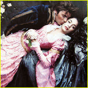 "Teen Takes On Fairy Tales - Zac Efron and Vanessa Hudgens in ""Sleeping Beauty"""