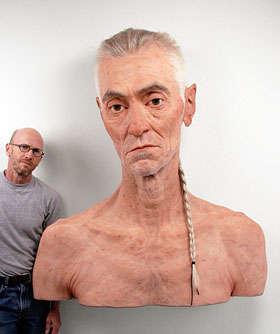 Photorealistic Sculptures