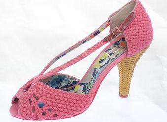 Fairy Tale Fashion Shoes - Footwear by 'Miss L Fire' Fit For Cinderella and Snow White