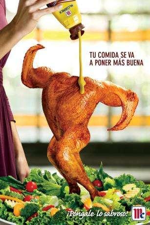Bodybuilding Poultry