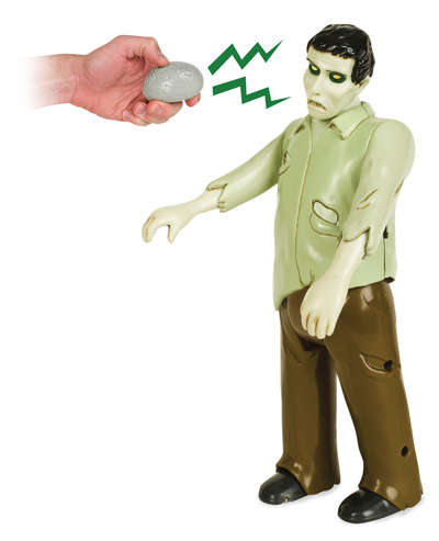 Remote Controlled Zombies - Freaky RC Action Figures and Dolls Offer Some Dead Fun