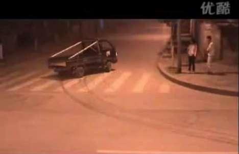 Tiny Truck Drifting