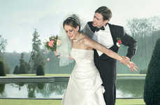 "Abusive Wedding Photos - Amnesty Int'l Warns Women to See Signs Before Saying ""I Do"""