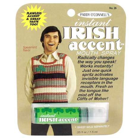 Instant Accent Breath Sprays